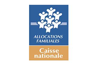 Logo Cnaf Caisse National