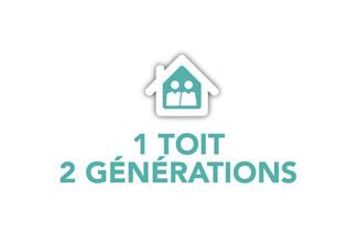 Logo 1 toit 2 generations
